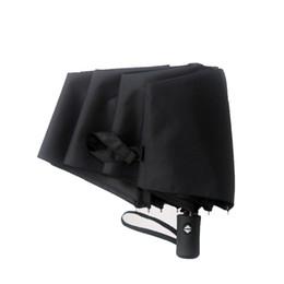 8 squelette affaires entièrement automatique parapluie personnalisé LOGO et cadeau publicitaire pluie parapluie à partir de logo d'entreprise cadeaux fabricateur