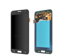 2016 écrans lcd samsung 2015 Écran LCD de remplacement avec écran tactile Digitizer Assemblée pour Samsung Galaxy J5 SM-J500F J500y J500M blanc / noir / or budget écrans lcd samsung