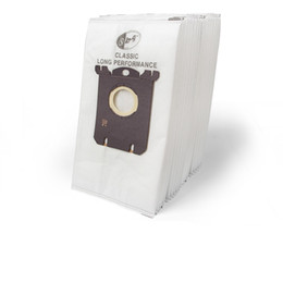 Wholesale ! Vacuum Cleaner Bags Dust Filter Bag S-bag for philips FC8020 series FC8130 FC8350 FC8404 FC9176 HR8300 FC9174 Universe etc.!