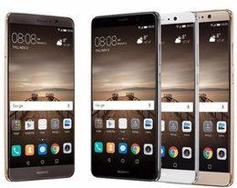 Wholesale Huawei Mate Mate9 G LTE Octa Core GB RAM GB ROM quot HD Android Fingerprint ID MP MP Smart Phone
