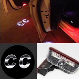 LED Door Warning Light With VW Logo Projector FOR Volkswagen VW Passat B6 B7