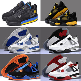 Wholesale Airs Original Retro Men Basketball shoes Black Cat Pure Mars Thunder Silver Anniversary bred Oreo Athletics Sport Sneaker Boots