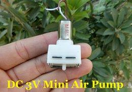 Wholesale 10Pcs V V MM Small Micro Pressure Pump Micro Oxygen Pump Air Miniature Blood Pressure Pump