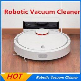 Wholesale BEST Original XIAOMI Robotic Vacuum Cleaner Planned Type White color