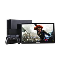 SIBOLAN 17.3 inch Full HD IPS Portable Gaming Monitor for PS4 with HDMI inputs Ultra Slim 300 cd m2 Brightness Black