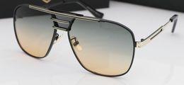 High quality Brand Designer New Unisex 2234 Grandmaster Sunglasses Women ditas Brand Designer Sun Glasses Men Vintage Sunglass with case an