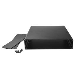 electronics diy aluminum project box amplifier extrusion control box szomk anodized aluminum amplifier box 10 pcs 32*139*155mm AK-C-B25