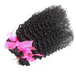 Unprocessed Peruvian Virgin Hair deep curly kinky curly ,6pcs lot14-28 Length Available Human Hair Weave Peruvian Curly Hair Extensions