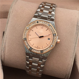 Luxury Ladies Fashion Quartz Watch Women Rhinestone Steel Casual Dress Women's Watch Rose Gold Crystal reloje mujer 2017 montre femme