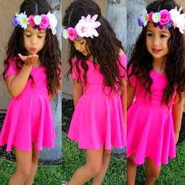 European & America new style baby girls dress kids girl lace flower dress Summer Europe American kids baby clothes dresses Children clothing