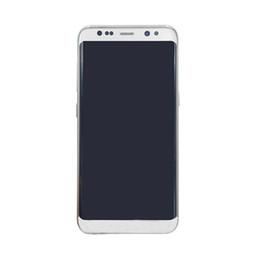 2017 8gb wifi 5.2inch goophone S8 Quad core MTK6580 RAM 1G ROM 8G métal 3G WCDMA Caméra 8MP peut afficher 4G LTE déverrouillé téléphone