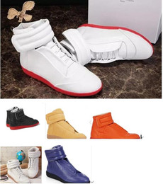 Wholesale Best Deals Pairs Bal enci Lifestyle Shoes High Top Mens Leisure Shoes Fast and Secure Shipping Worldwide