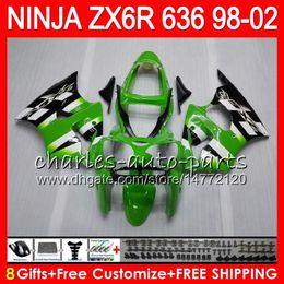Fairing Kits For Kawasaki 98 Zx6r Canada Best Selling Fairing Kits