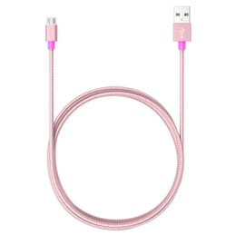 1M 2M 3M Micro USB Data Line Charger Cable USB Fast Charging Cord For Android Phone