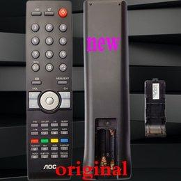 Wholesale original remote control RC2444601 GRABDPNTACR for AOC L19WA91 L22WA91LCD TV