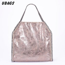 Promotion chaîne grand sac Vente en gros-2016 Luxe Stella nouvelle sac à main sac à main pour la grande capacité Sacs à main japonais des dames simples sac haute qualilty