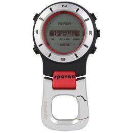 Wholesale-Good deal 3ATM Waterproof II Multifonctions Outdoor Sports Handheld Barre de montre Altimètre Thermomètre Compas Chronomètre à partir de offres sportives fabricateur