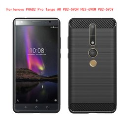 For lenovo PHAB2 Pro Tango AR PB2-690N PB2-690M PB2-690Y Case for tablet Protective Phone Case Silicon protective Case wholesale
