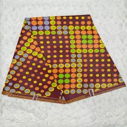 2017African Java printed Wax fabric Free Shipping!Guaranteed Super Java Quality Wax Cotton Fabric For Fashion Custom Cloth 6Yds Lot BS073-30
