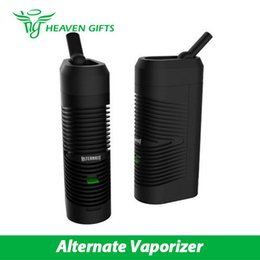Wholesale New Vivant Alternate Loose Leaf Vaporizer Full convection hot air system High efficiency heat exchanger without battery