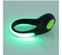 Wholesale Best price Outdoor Safety Shoe Clip Running Walking Bike Cycling Bicycle LED Sport Light