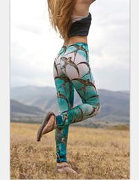 78 Styles femmes flocons de neige imprimé à l'extérieur leggings mode européenne de Noël leggings Yoga Pantalons 2016 femmes sprots fitness leggings à partir de la mode en plein air européen fournisseurs