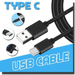 Wholesale USB Type C Cable Male Data Sync Cable ft m Black White For LeTV Pro Apple New Macbook Inch New Nokia N1 Tablet Google Chrome