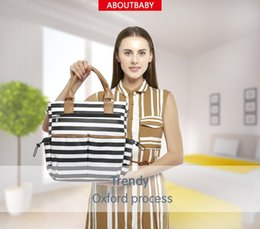 Fashion diaper bag nappy bag for mommy and baby Baby diaper nappy bags for moms mummy bag bolsa maternidade