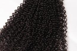 Descuento resistente para el cabello de calor Fashionkey colorea las mujeres resistentes al calor negro rosado azul rojo púrpura cosplay Hairpirce Ombre agua rizado rizado extensiones wz058