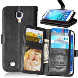 2 in 1 Multi-function Detachable Wallet Leather Case Flip PU Cases With Card Slots For iPhone 7 5S 6S Plus Galaxy S6 S7