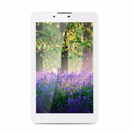Descuento ips tableta al por mayor Venta al por mayor Teclast P70 4G Teléfono Tablet MTK8735 Android 5.1 Quad Core IPS Pantalla 1024 * 600 Phablet 1GB / 8GB GPS banda dual WiFi 7