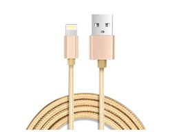 Apple USB charging line phone cable for iPhone se   5 s s   6 6 Plus the Air local tyrants gold 2 meter