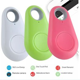 Wireless Bluetooth Itag Tracker Pet Dog Cat Kids GPS Locator Alarm Itag Finder Smart Key Finder Anti Lost Reminder For IOS Android