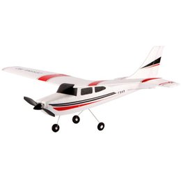 Wholesale Cessna Rc Rtf - Wholesale-WLtoys F949 Cessna 182 2.4G 3CH RC Aircraft Fixed-wing RTF Airplane