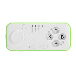 Wholesale MOCUTE Wireless Bluetooth Remote Controller Multifunctional Gamepad Selfie Shutter Mouse E book Flip Music Player Controller V2623