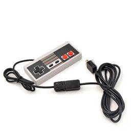 1.8 metros Cable de extensión de 6 pies para Nintendo NES Mini consola de control clásico desde extensión del controlador fabricantes