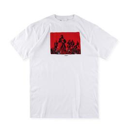 US Size 2017 High Quality SUP Undercover Samurai T-Shirts Men Women 100% Cotton Logo Black Tee Print High Street Skateboards Classic T-shirt