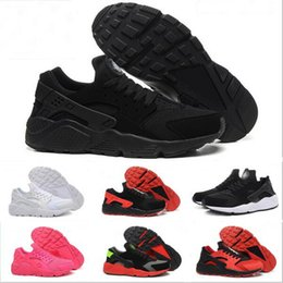 Wholesale 2017 high quality Airlis Running Shoes Huaraches women men sport sneakers trainers athletics shoes Eur