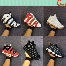 Wholesale 2016 shoes new air more quickly and rhythmic pippen Olympic training shoes men sneakers outdoor qualitative