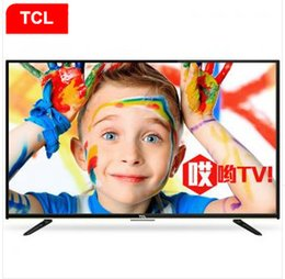 2017 tv lcd led 55 TCL 55 pouces de ressources vidéo massives WeChat interconnecté Huit téléviseurs LCD à LED intelligente Android Android, hélas! Smart TV 1920 x1080 resolutio tv lcd led 55 offres