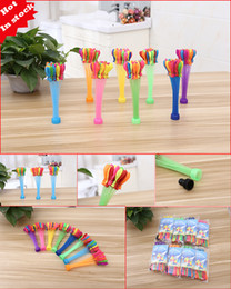 Wholesale 1set balloons Colorful Water Balloon Amazing Magic Water Balloons Bombs Toys for Kids Summer Beach Water Sprinking Balloon Great Quality