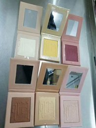 Hot New Kylie Highlighters 6 Colors Kylie Cosmetics Waterproof Brighten Natural Kylie Makeup Kylighter DHL Shipping