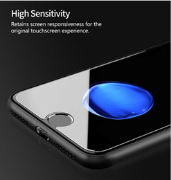 cheaper Tempered Glass For iPhone x,8,8plus samsung Amazing 9H 2.5D 0.26mm Nanofilm Screen Protector film For Apple iPhone 8