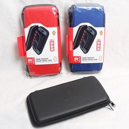 Promotion hébergement vidéo Pour Nintendo Switch 3 couleurs de jeu vidéo Hosting contrôleur de sac de transport NS Vedeo Game Console Housse de protection sac
