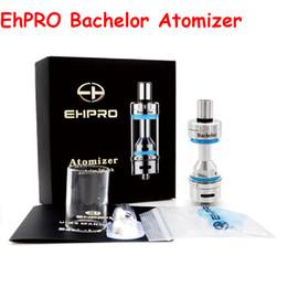 Acheter en ligne Billow v2-Vente en gros Authentique Ehpro Bachelor RTA atomiseur 4ml Botton contrôle de flux d'air Top Refilling Atomiseur de réservoir réutilisable VS Morph Billow V2 V3 YY