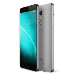 Wholesale 5 Original Umi Super téléphone portable G LTE GB RAM Go ROM Touch ID MTK6755 Octa Core Android6 téléphone mobile MP mAh