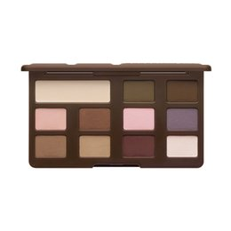 OFRA MATTE CHOCOLATE CHIP 11 Colros Matee EYESHADOW PALETTE Nude SMOKY Eyeshadow Palette Bset Eye Makeup Cosmetic