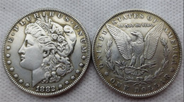 Hot Selling US Coins 1882-S Morgan Dollar Promotion Cheap Factory Price nice home Accessories Silver Coins