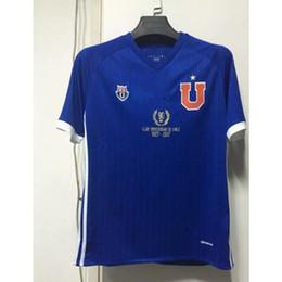 Chili University Jersey 2017-18 équipe de service d'apparence pour construire la version 90e anniversaire des maillots 21 Ries à partir de services de l'équipe fabricateur