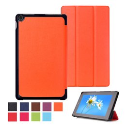 Wholesale Magnet clasp Smart stand Luxury PU Leather Case Cover For Amazon Kindle Fire HD quot tablet case screen protector stylus gift